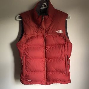 The North Face 700 Goose Down Puffer Vest